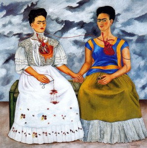 Le due Frida (Frida Kahlo, 1939)