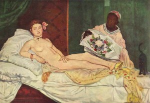 Olympia (Edouard Manet, 1863)