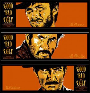 Teh good the bad the ugly
