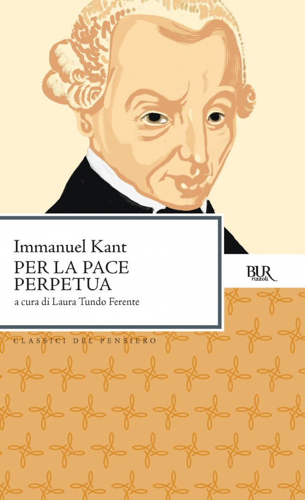 Per la pace perpetua (Immanuel Kant, 1795)