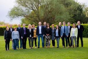 Magione Viva, foto di gruppo candidati