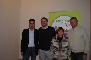 Gallo, Chiodini, Tufo ed Ollieri all'assemblea di Caserino
