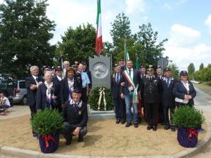 San Feliciano, monumento al Carabiniere