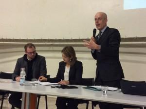 Magione, presentazione Garanzia Giovani Umbria con Giacomo Chiodini, Carla Casciari e Luigi Rossetti