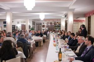 Magione, grande partecipazione allo Tsagaan Sar alla presenza di Shijekhuu Odonbaatar, ambasciatore della Mongolia in Italia. Foto Studio DiFoto.