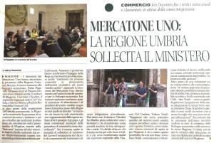 Mercatone Uno Magione, lavoratori incontrano presidente Marini alla Regione Umbria