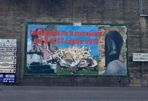 Collesanto di Magione, 31esima edizione Collesanto Antria in Gastronomia promozione festa nella città di Perugia
