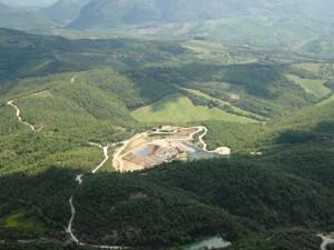 Discarica di Borgogiglione di Magione, gestita da Trasimeno servizi ambientali