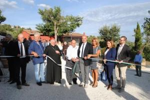 Agello, inaugurazione comunità terapeutica Nuova Alba. Famiglia Tondini. Cooperativa Agorà