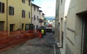 Caserino di Magione, realizzazione nuovo acquedotto Rondolina