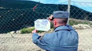 Pietramelina, sequestro per indagini su gestione discarica Gesenu.Foto da Umbria24