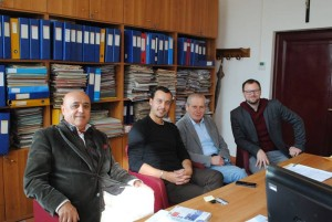 Sindaci Rossi, Betti, Batino e Chiodini firmano centrale unica appalti