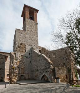 Torre campanaria di Agello Magione Trasimeno Perugia