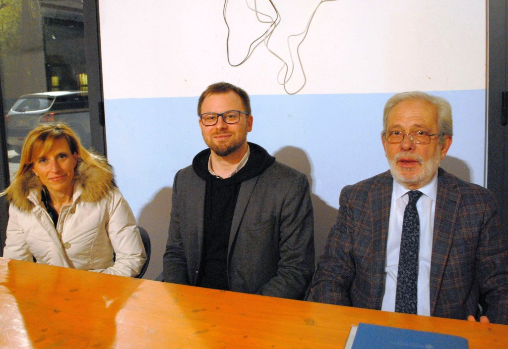 Nuova banca a SantArcangeloGiacomo Chiodini e Palmiro Giovagnola