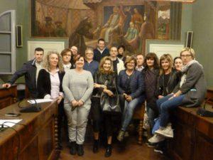 Centro storico Magione, incontro in comune tra associazione commercianti e giunta