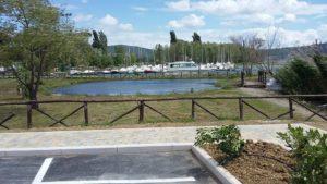 San Feliciano, inaugurazione camper service lungolago Alicata Trasimeno Isola Polvese (10)