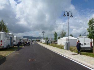 San Feliciano, inaugurazione camper service lungolago Alicata Trasimeno Isola Polvese (7)