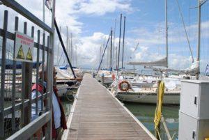San Feliciano, inaugurazione camper service lungolago Alicata Trasimeno Isola Polvese (8)