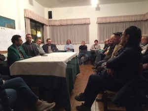 Sole Pineta, assemblea per allacci metano Corriere Umbria Alice Guerrini
