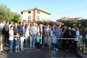 Vignaia, lavori al parcheggio realizzato dal comune di Magione e dalla fondazione Brunello Cucinelli
