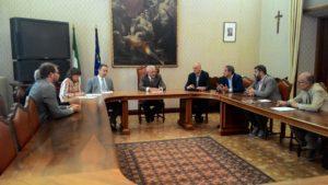 Furti ai motori delle barche, incontro con il prefetto di Perugia Raffaele Cannizzaro