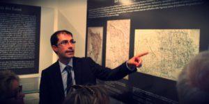 Lo storico Vanni Ruggeri, presidente del consiglio comunale di Magione con delega alla cultura