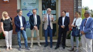 Sant'Arcangelo, inaugurazione nuovo sportello bancario virtuale di BCC Umbria